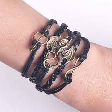 dragon leather bracelet images Game of thrones braided leather bracelet magical jewel jpg
