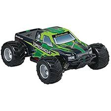 amazon ecx ruckus 4wd monster truck rtr 1 18 scale toys