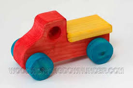 download free plans for this simple easy to make wooden toy truck