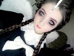 dark angel makeup youtube
