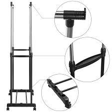 aliexpress com buy double clothing racks hanger furniture
