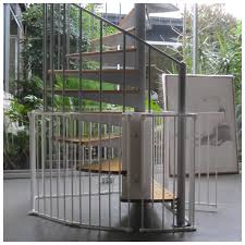 Baby Safety Gates For Stairs Finding A Baby Gate For Split Level Staircase Thoughts From