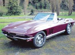 1966 corvette roadster and their wheels david and wilson s 1966 corvette