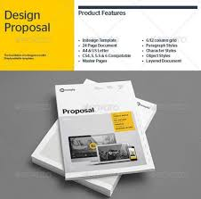 contoh desain proposal keren 48 best business proposal templates in indesign psd ms word