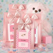 baby shower gift bag ideas pink paper baby shower gift bag ideas baby shower ideas gallery