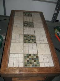ceramic tile top patio table ceramic tile coffee table best tile top tables ideas on outdoor tile