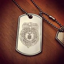Personalized Dog Tags For Men Engraving Gallery Samples Of Custom Engraving Work For Customers