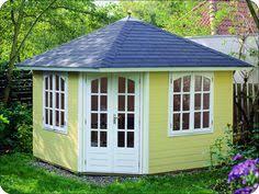 Garden Summer Houses Corner - summerhouse of dreams summerhouses pinterest gazebo and