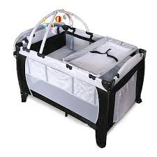 travel baby bed images Portable cot the ultimate travel cot for baby sweet elephants jpg
