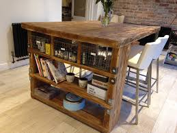 industrial style kitchen island industrial mill style reclaimed wood kitchen island industrial