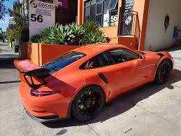 porsche wrapped porsche gt3 fully wrapped in stoneguard protect my car the