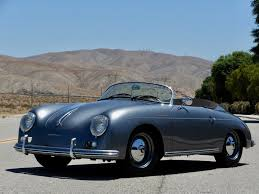 convertible porsche 1957 porsche 356 speedster convertible for sale in reno nv