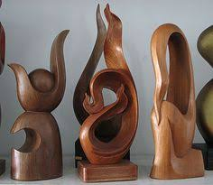 abstract wood sculpture search bismillah