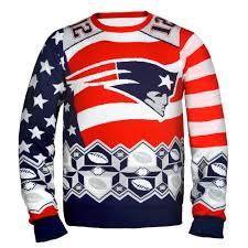 brady patriots nfl ugly player sweater
