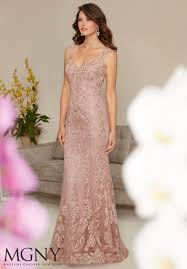 evening wear dresses for weddings with beaded and embroidered appliqués evening gown of