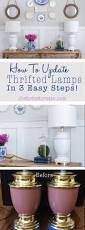 how to update thrifted lamps in 3 easy steps lamps chang u0027e 3