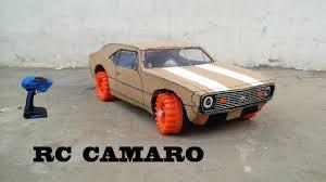 camaro remote car rc camaro diy at home chevrolet camaro 1969