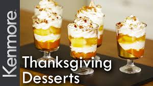 thanksgiving treats easy thanksgiving dessert recipes and fall treat ideas kenmore