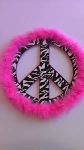 Zebra Print Bedroom Accessories Girls 30 Best Peace Signs Images On Pinterest Peace Signs Bedroom