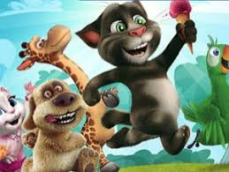 my talking tom free on 8iz