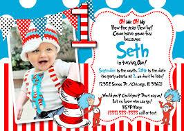 Birthday Invitation Words Dr Seuss Birthday Invitations Wording Drevio Invitations Design