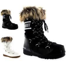 s moon boots size 11 fur moon boots ebay