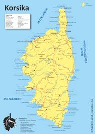 Pokemon X And Y Map Karte Korsika