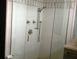 Plexiglass Shower Doors Bathroom Glass Bathtub Doors Gripping Glass Door Bath Cabinet