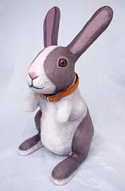 paper mache rabbit papier mache galleries lorraine berkshire roe