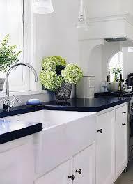 White And Black Kitchen Cabinets Best 25 Black White Kitchens Ideas On Pinterest Grey Kitchen