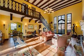 revival home this 1 95m mediterranean revival home in historic fieldston holds