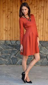winter dress stylish womens dress midi dress long sleeves