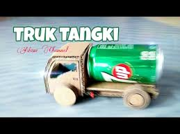 membuat miniatur mobil dari kardus cara membuat mobil mainan dari kardus bajool com