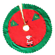 Cheap Reindeer Christmas Decorations by Online Get Cheap Reindeer Christmas Tree Skirt Aliexpress Com