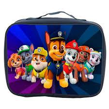 patrol lunch bag lunch box lunch case