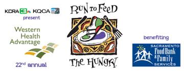 sacramento s annual run to feed the hungry california emergency
