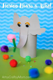 horton hears dr seuss craft dr seuss crafts dr seuss
