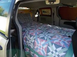 Conversion Van Accessories Interior Van Dwelling In A Mini Van Why How And Getting Started