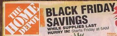 home depot and black friday home depot black friday deals 2012 tools appliances decorations