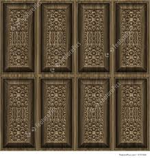 carved wood panels picture