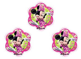 minnie s bowtique buy minnie 39 s bowtique minnie mouse flower shaped 18 quot