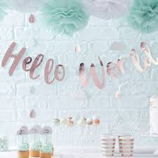 babyshower decorations baby shower party decorations
