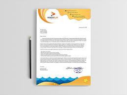 25 trending company letterhead examples ideas on pinterest