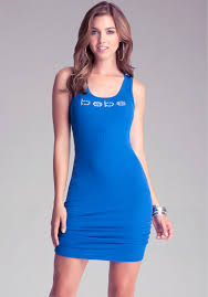 bebe tank dress zilnasa waker
