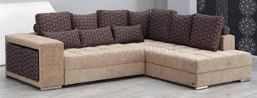 impressive espresso convertible sectional sofa poundex throughout