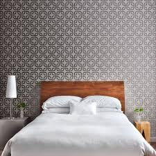 wall stencils for bedrooms make a statement with stenciled walls