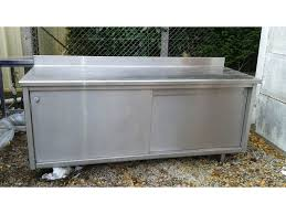 meuble inox cuisine meuble inox cuisine affordable mchant meuble cuisine industriel