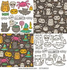 stock images similar to id 60619378 halloween vector icons set