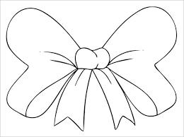 hair bow templates 8 printable minnie mouse bow templates free premium templates