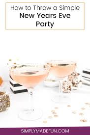 180 best new year u0027s eve diy party ideas images on pinterest